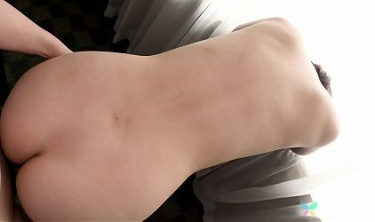 Miku Kanno got fucked from behind and liked it a lot