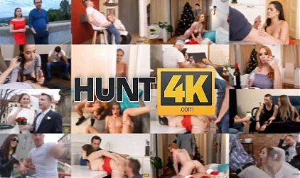 HUNT4K. Need for money motivates sweetheart